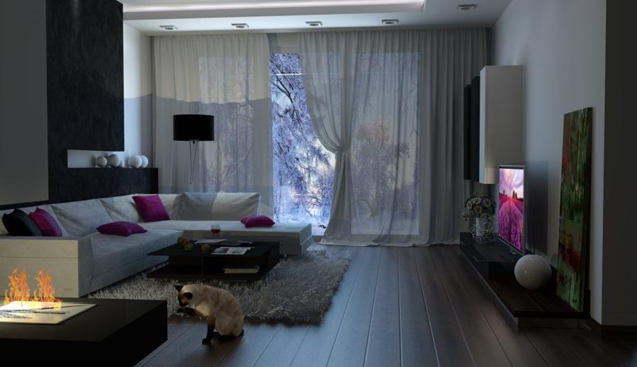 Студия дизайна интерьеров в Санкт-Петербурге -