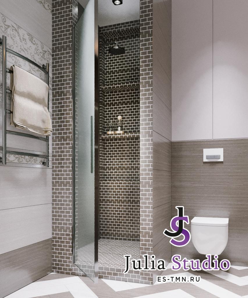 Ванная комната в Звездном городке