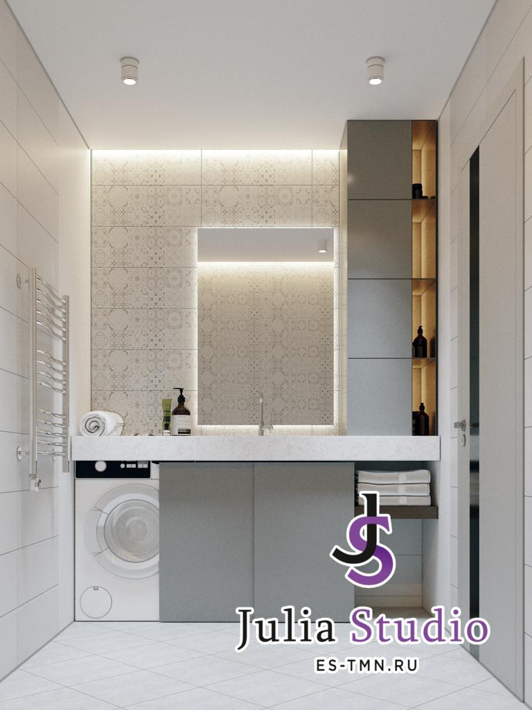 Дизайн ванной комнаты, рекомендации